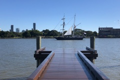 Non-Toxic-Floors-Australia-After-Timber-Jetty-Oil-Coating-3
