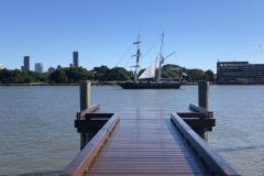 Non-Toxic-Floors-Australia-After-Timber-Jetty-Oil-Coating-5